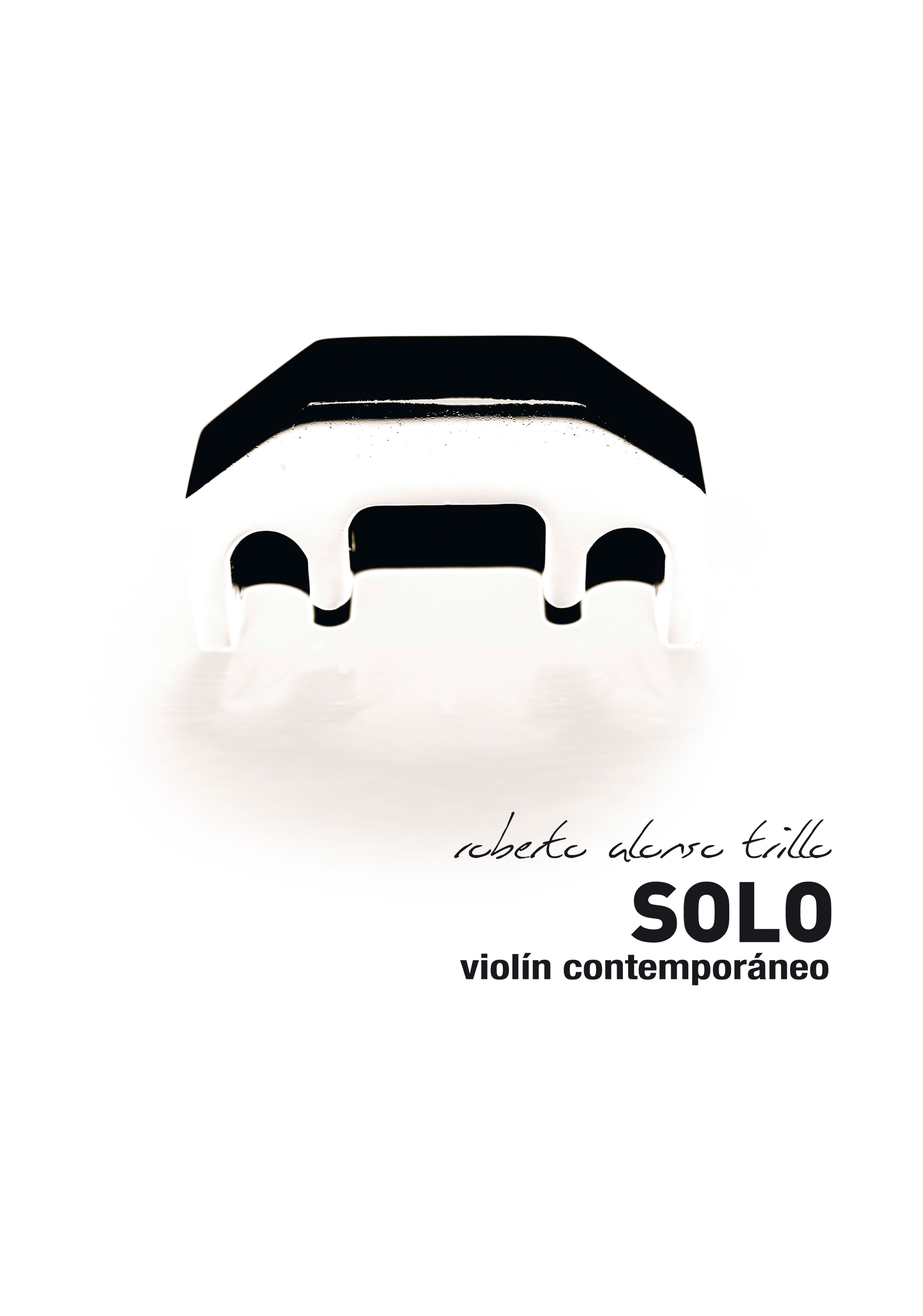 CD Album – Solo Contemporary Violin